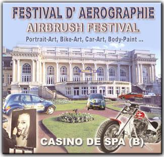Festival d'aérographie