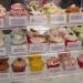 Pâtisseries anglaises au marché de Winchester