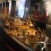 """Maquette du """"Titanic"""" Mersey Maritime Museum"""