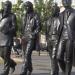 Statue des Beatles inaugurée fin 2015